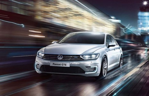 Video: Volkswagen Passat GTE Connected Series in actie
