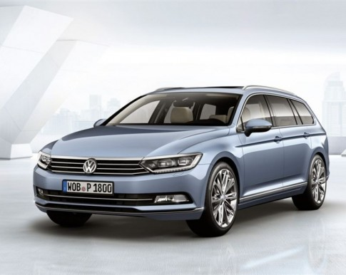 Volkswagen Passat Variant GTE Connected Series lease acties!