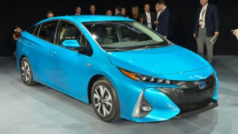 Toyota Prius Plug In Hybrid Uitgesteld Naar Q1 2017 Activlease