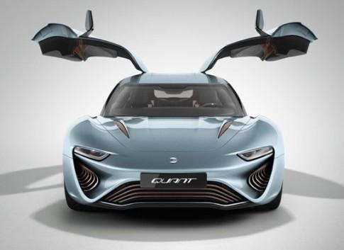 Toekomstvisie Een Elektrische Auto Met 1000 Kilometer Actieradius