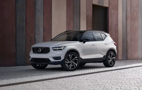de auto van het jaar 2018 is de volvo xc40 lease de. Black Bedroom Furniture Sets. Home Design Ideas