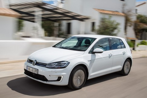 Review: Autovisie positief over Volkswagen e-Golf 2017