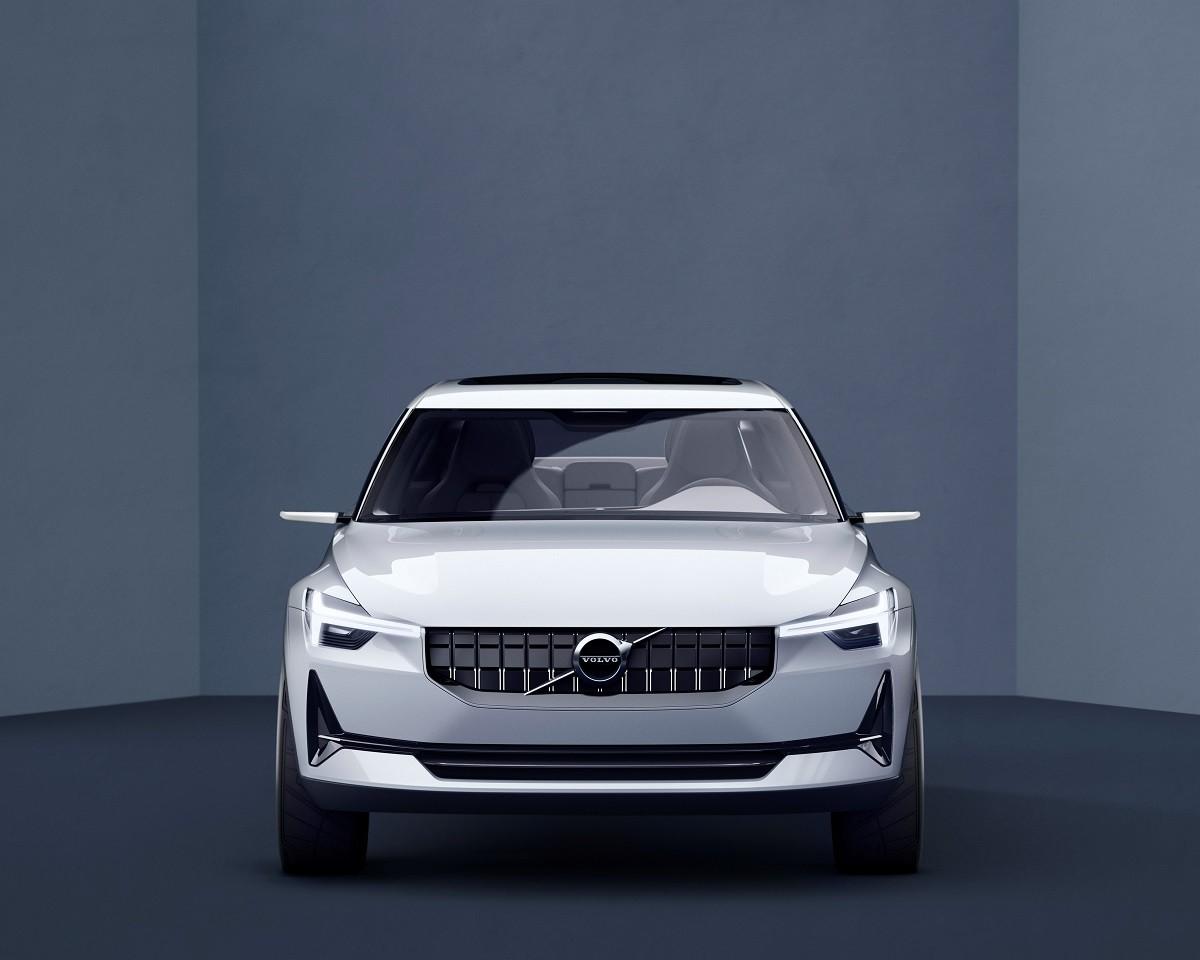 Volledig Elektrische Auto Van Volvo Komt In 2019 Activlease