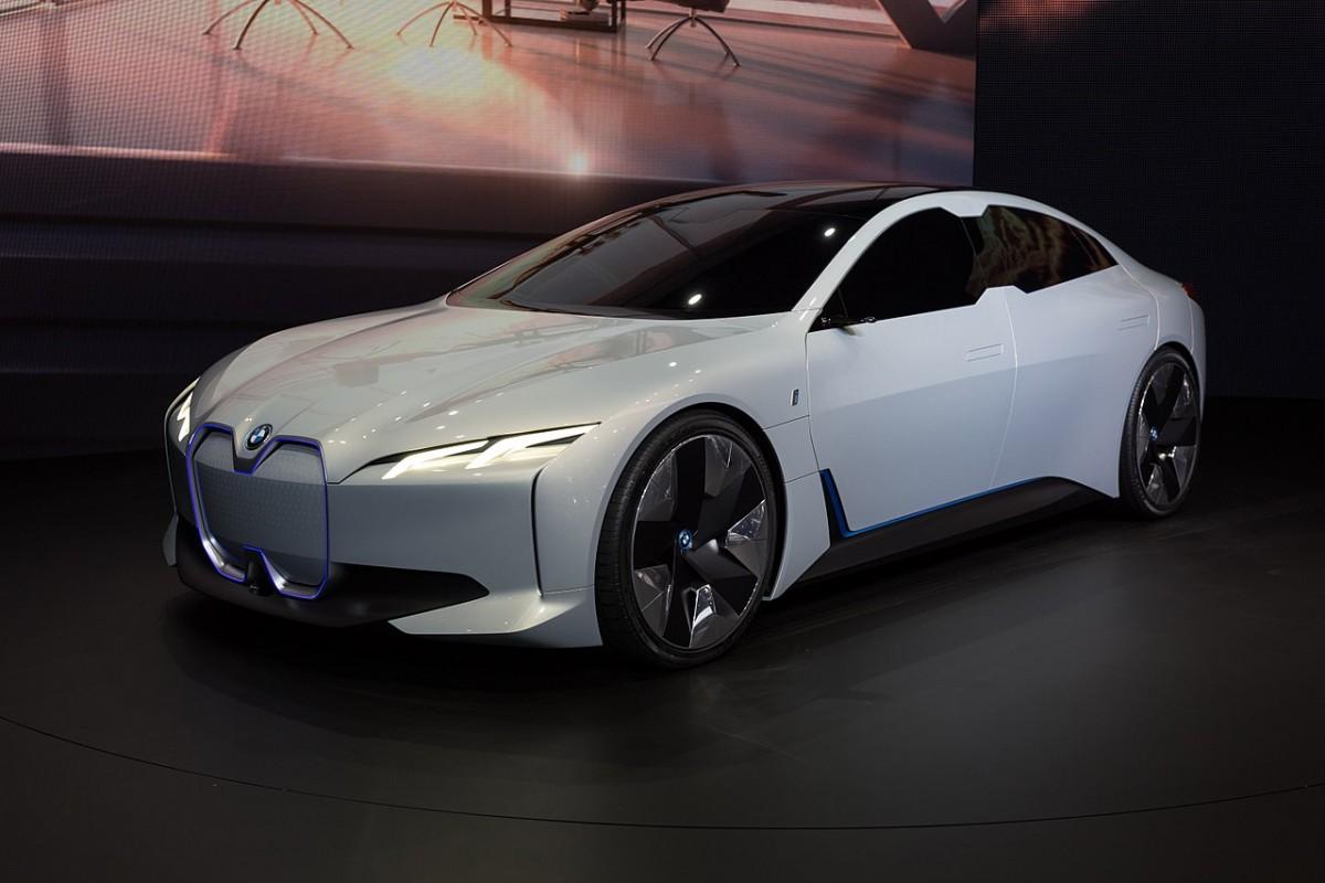 bmw nieuwe elektrische modellen