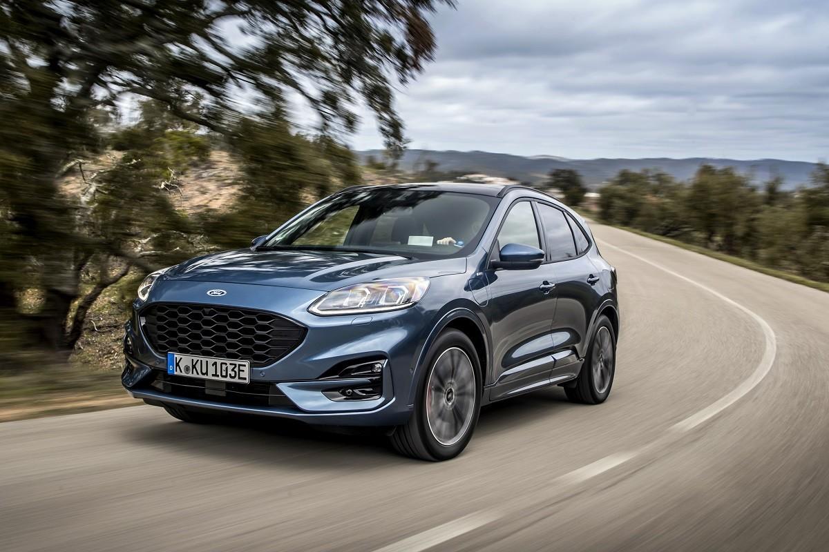 Ford Kuga Plug-In Hybrid: sportief én superzuinig | ActivLease