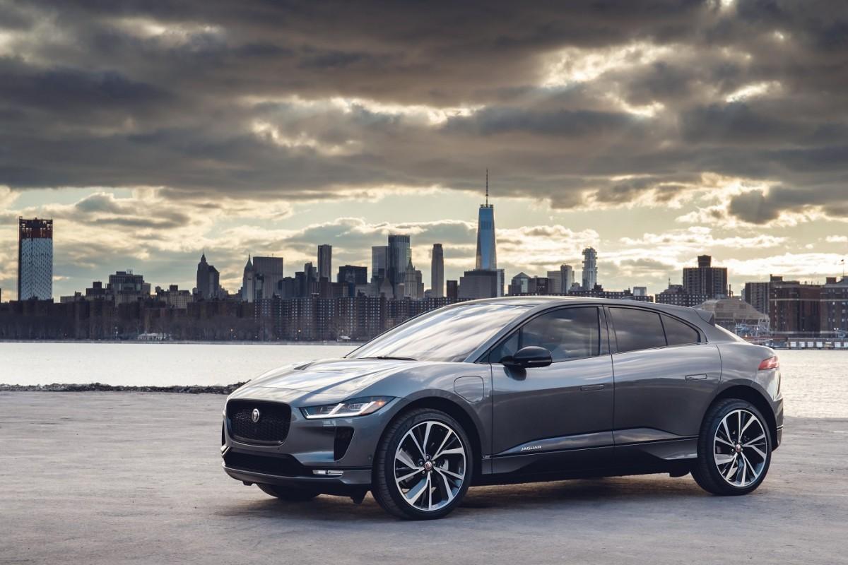 Jaguar Overweegt Exclusieve Svr Versie Van De Elektrische I Pace