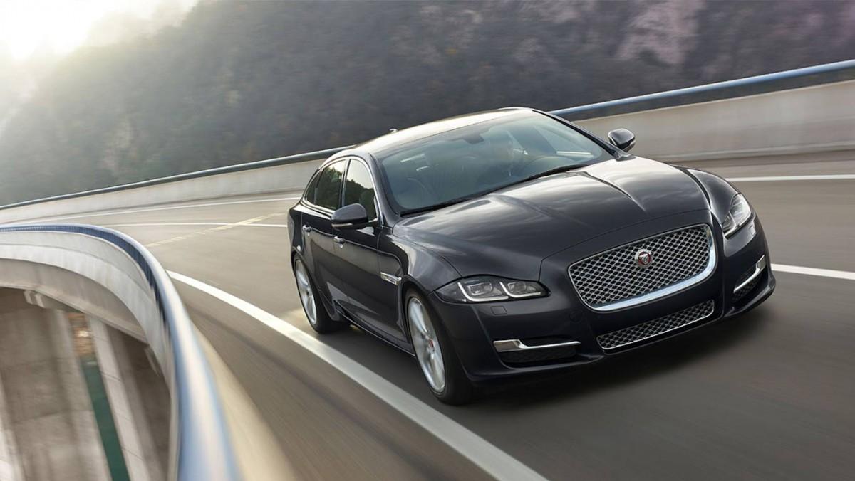 Verrassing Nieuwe Generatie Jaguar Xj Volledig Elektrisch Te Leasen