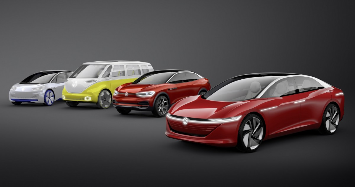 E Golf Lease >> De elektrische auto's van Volkswagen die u binnenkort kunt leasen [UPDATE] | ActivLease
