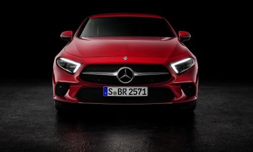 Mercedes-Benz presenteert compleet vernieuwde CLS-klasse