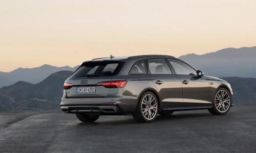 Audi geeft A4 en A4 Avant een grondige facelift
