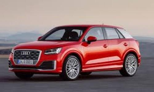Een nieuwe cross-over: De Audi Q2