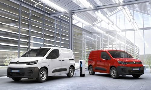 e-Berlingo: Citroën maakt ook haar compacte bedrijfswagen elektrisch