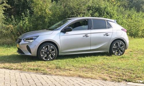 Bekijk onze nieuwste aanwinst: De Opel Corsa-e