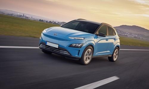 Hyundai toont opgefriste Kona Electric voor 2021: nieuwe look, zelfde techniek