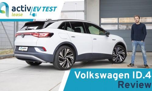 Video: bekijk nu de eerste ActivLease EV TEST met de Volkswagen ID.4