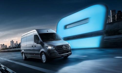Dit is de volledig elektrische bedrijfswagen line-up van Mercedes-Benz