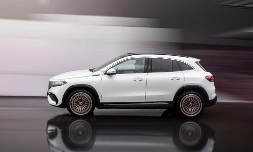 Dit zit er allemaal op de Mercedes EQA Business Solutions