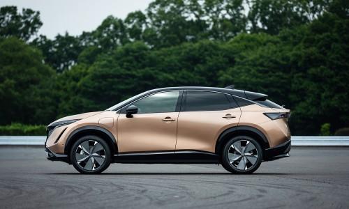 Nissan onthuld nieuwe details over de elektrische Ariya