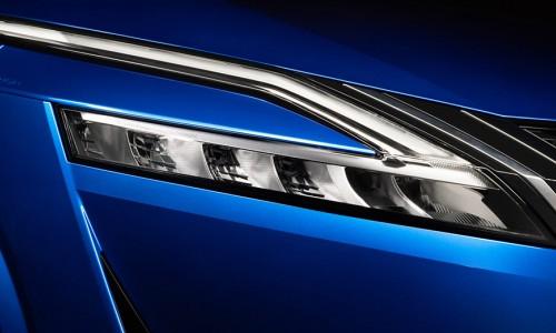 Nieuwe Nissan Qashqai laat zich stukje bij beetje zien