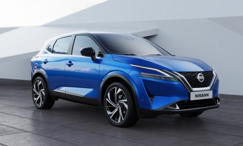 De derde generatie Nissan Qashqai is volledig onthuld