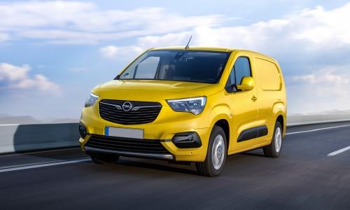 De elektrische Opel Combo-e Cargo heeft een prijs en is deze herfst te leasen