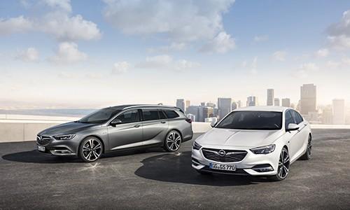 """""""De toekomst is voor iedereen"""" reclameslogan begint met nieuwe Opel Insignia"""