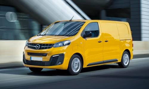 Opel Vivaro-e: dit zijn de beste optiepakketten voor een zorgeloze rit