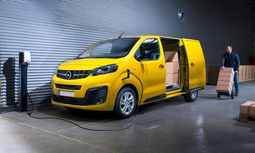 Opel Vivaro-e gaat eind deze zomer de weg op, meer dan 300 km actieradius