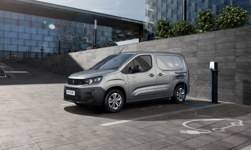 De elektrische Peugeot e-Partner is nu te bestellen vanaf 26.090 euro