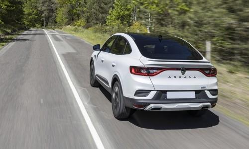 Met de Arkana heeft nu ook Renault een sportieve cross-over SUV
