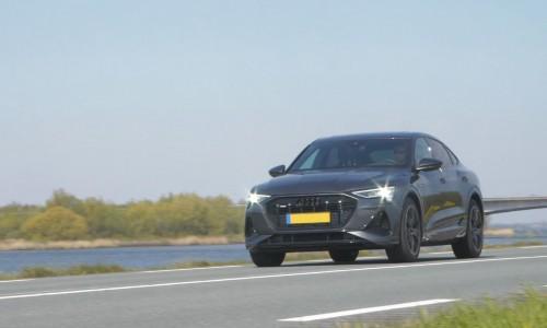 Video: De Audi e-tron kan sneller thuis opladen met 22 kW optie