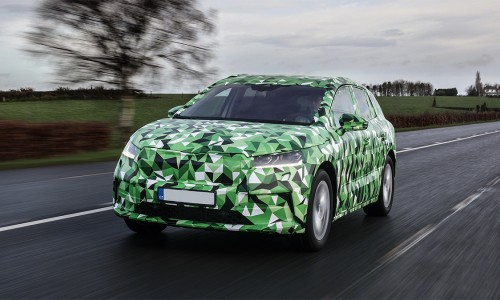 Elektrische Skoda Enyaq is vanaf begin 2021 te leasen