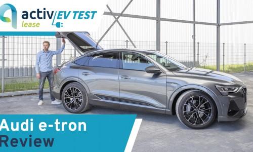 Video: Audi e-tron review - Audi's eerste EV is er als SUV en als Sportback