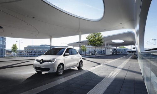 Ook de Renault Twingo wordt volledig elektrisch