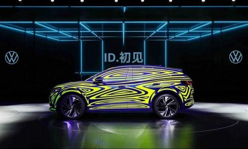 Volkswagen houdt de vaart erin met ID.4 teaser