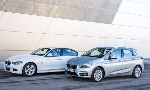 Voor u gelezen: Eerste rij-indrukken BMW 225xe en 330e.