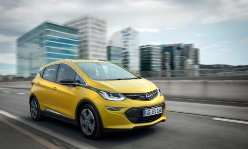 Opel Ampera-e prijzen bekend, bestel bij ActivLease