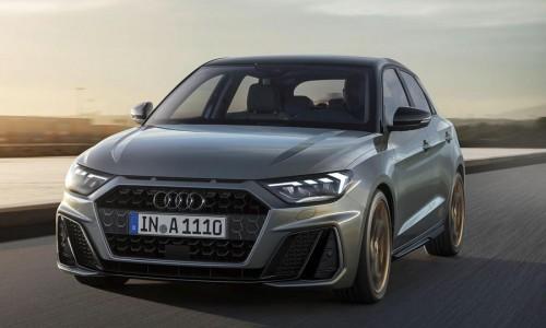 Nieuwe Audi A1 gepresenteerd met verscheidene uitvoeringen
