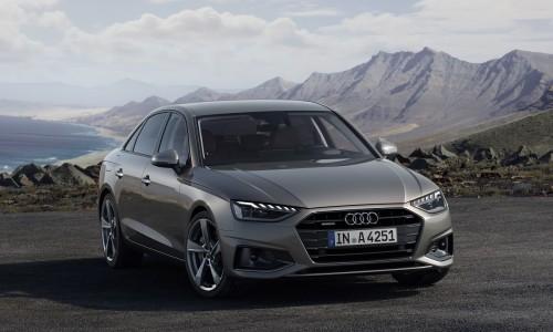 'Nieuwe Audi A4 krijgt volledig elektrische topversie met 470 pk'