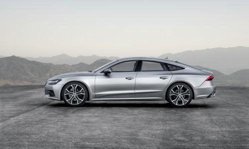 Nieuwe Audi A7 Sportback in februari te leasen bij ActivLease