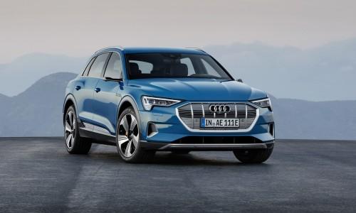 Eindelijk officieel: de elektrische Audi e-tron! Begin 2019 in Nederland