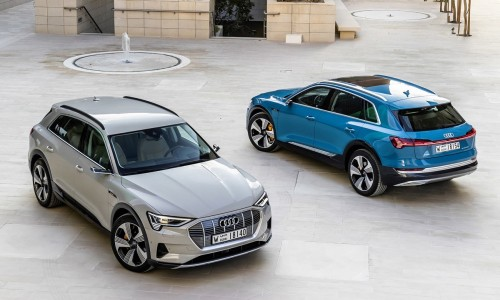Audi e-tron 50 en e-tron 55 - wat zijn de verschillen?