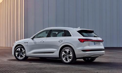 Lease de populaire Audi e-tron nog dit jaar met slechts 8% bijtelling