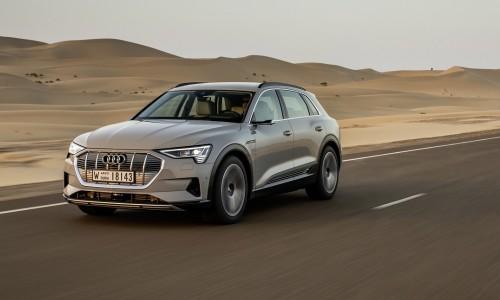 'Audi e-tron is de belangrijkste en beste Audi in jaren'