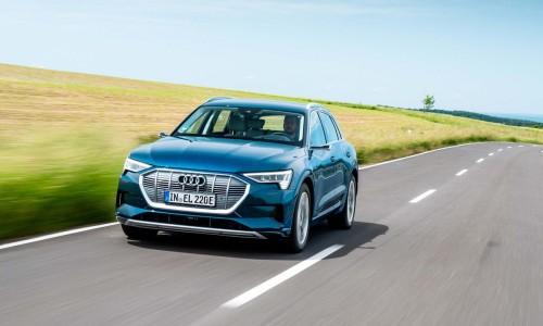 Audi e-tron verslaat Tesla, Jaguar en Mercedes als populairste premium EV