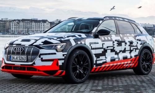 Audi e-tron laden bespaart u veel geld door nieuwe thuislaadoplossing