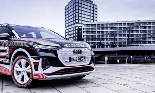 Audi neemt elektrische Q4 e-tron in productie, deze zomer al beschikbaar