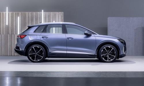 Dit zit er standaard op de Audi Q4 e-tron Launch editions, mét levering 2021!