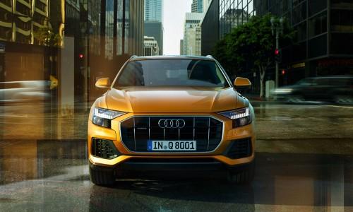 Audi Q8 prijs bekend, hightech SUV van Audi nu te bestellen