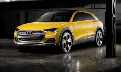 Audi zet vaart achter waterstof. Een goede aanvulling op de elektrische auto?